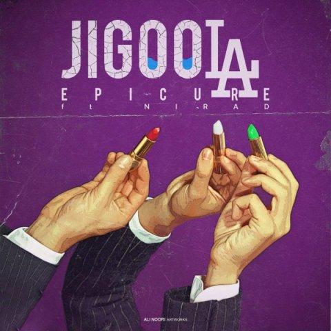 دانلود آهنگ جدید اپیکور و نیراد به نام جیگولا