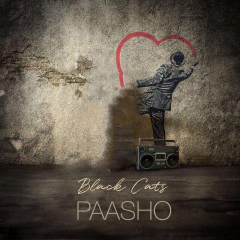 دانلود آهنگ جدید بلک کتس به نام پاشو