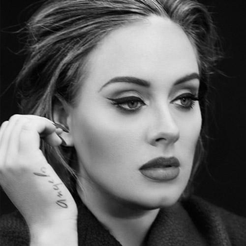 دانلود 10 آهنگ برتر Adele